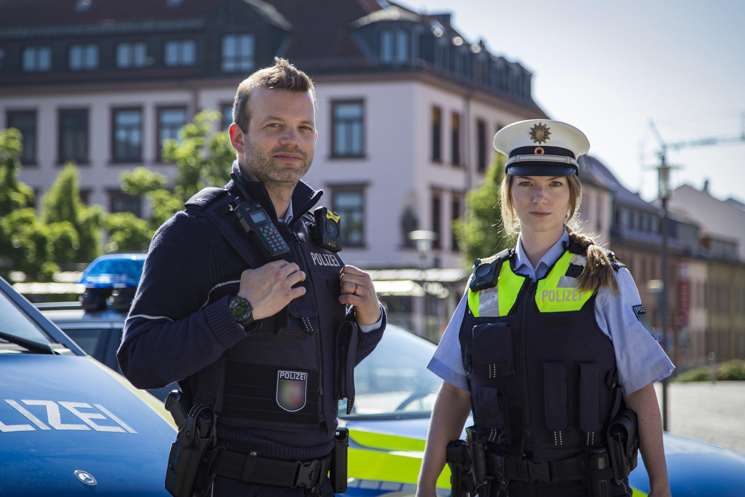 Polizisten Köln