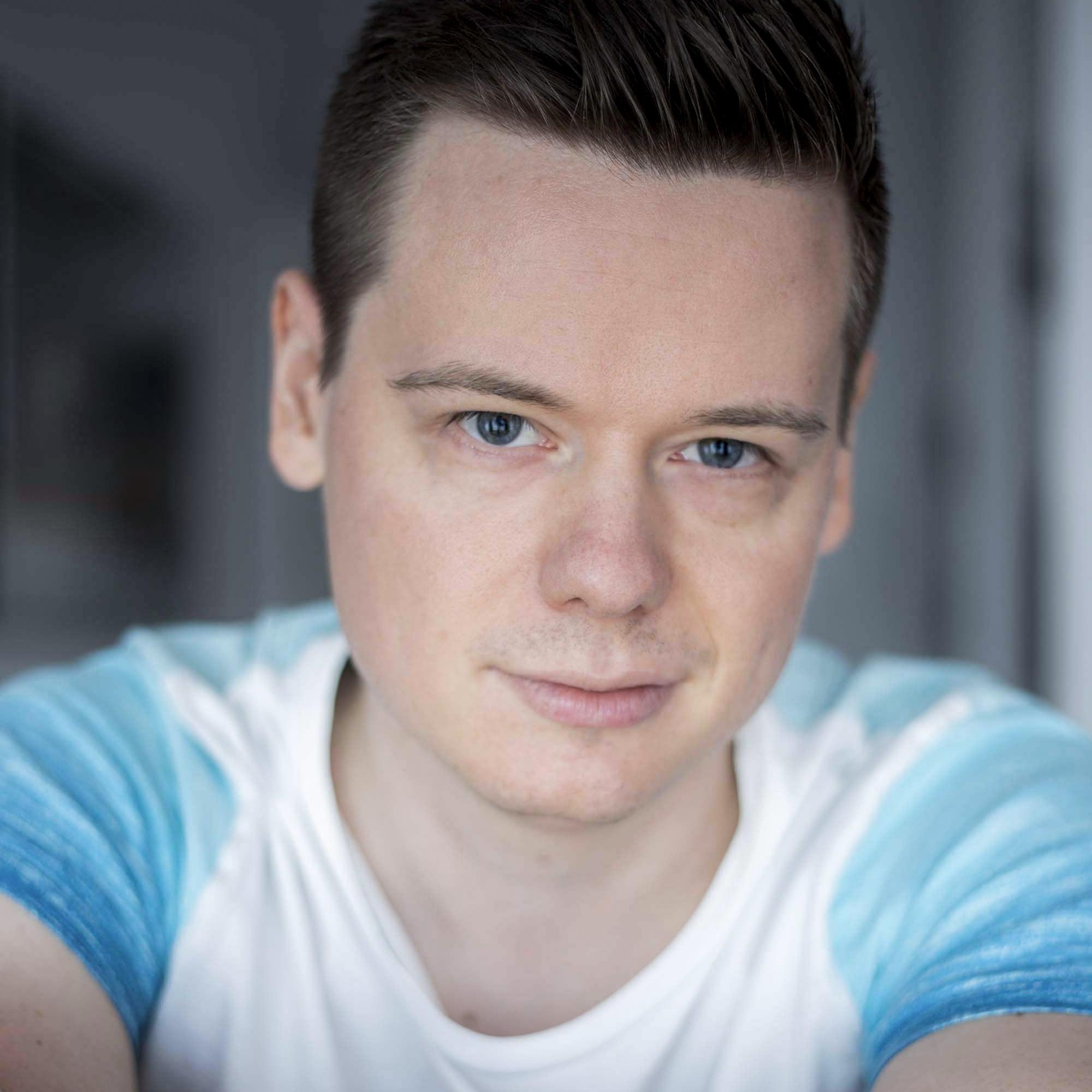 Sebastian Ingenfeld Portrait